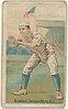 Jim Donahue, New York Metropolitans, baseball card portrait LCCN2007680790.jpg
