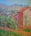 João Timótheo da Costa, A casa cor de rosa, óleo sobre madeira, 31 x 27 cm, 1921, Photo Gedley Belchior Braga.jpg