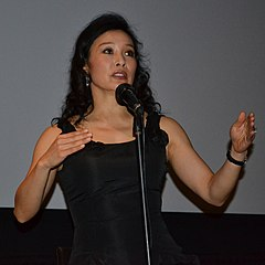 Joan Chen podczas 30. edycji San Francisco International Asian American Film Festival