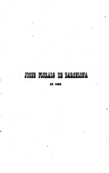 File:Jochs Florals de Barcelona en 1859.djvu