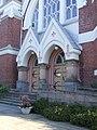 Joensuu Church main doors.JPG