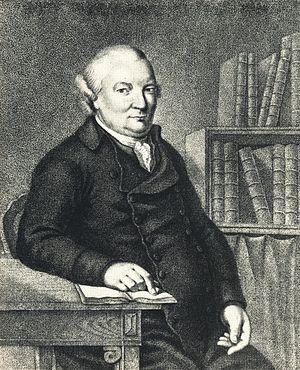 Johann Jakob Griesbach - Image: Johann Jacob Griesbach