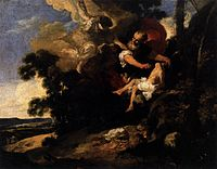Johann Liss - The Sacrifice of Isaac - WGA13326.jpg