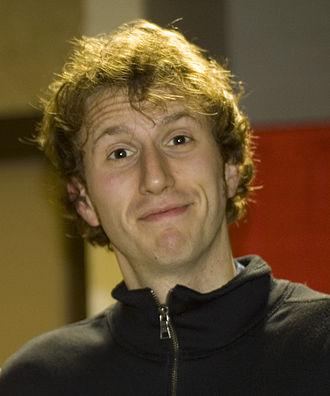 John Reuben - Reuben in 2005