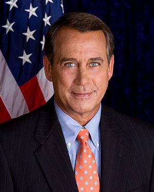 affiche John Boehner