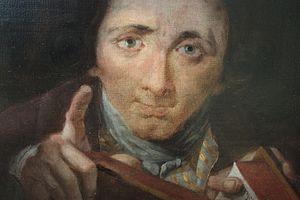 John Brown (artist) - John Brown by Alexander Runciman c.1785
