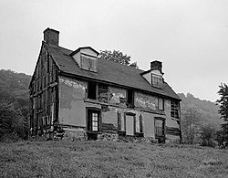 John Haskell House, Windsor Highway (Route 32), New Windsor (Orange County, New York).jpg