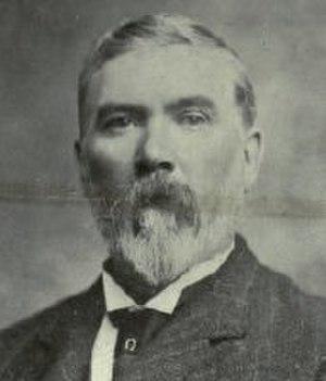 John Herron (Alberta politician) - Image: John Herron