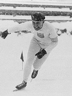 John Farrell (speed skater) American speed skater