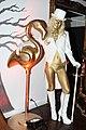 Johnnie Walker Gold Bullion Body Painting Sydney (9419694371).jpg
