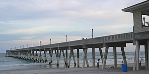 Wrightsville Beach, North Carolina - Johnnie Mercer's Pier