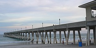 Johnny Mercer's Pier