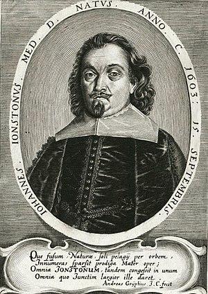 Jonston, Jan (1603-1675)