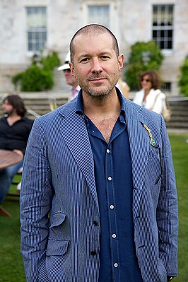 Jonathan Ive in april 2009