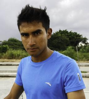 Jhonatan Narváez Ecuadorian cyclist