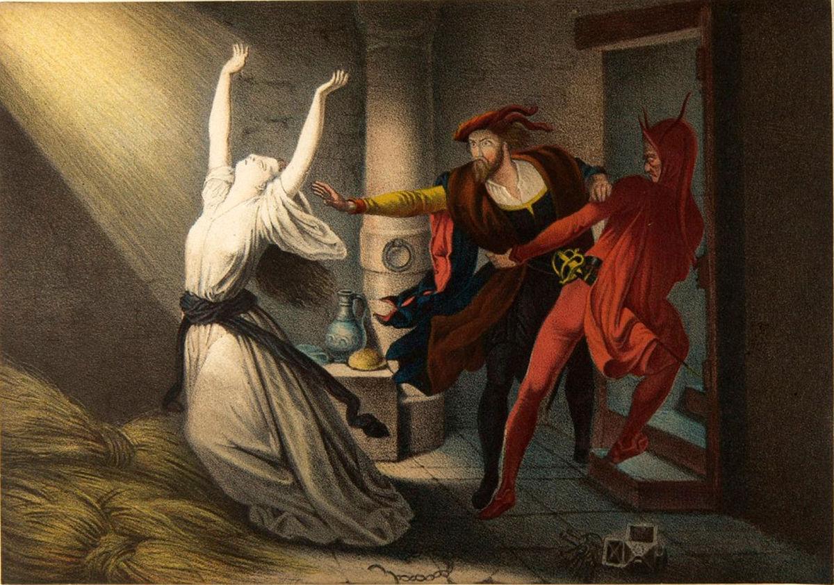 Gretchen Und Faust