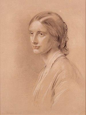 Josephine Butler - Josephine in 1851