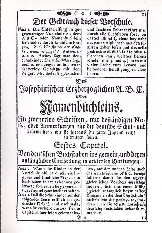 File:Josephinische Erzherzogliche ABC oder Namenbüchlein 11.jpg ...