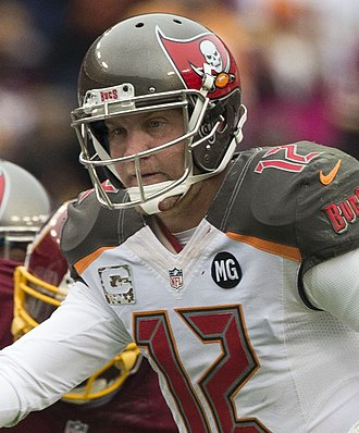 Josh McCown - McCown against the Redskins in 2014