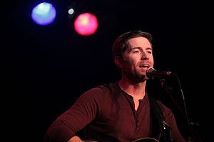 Josh Turner - Turner in Des Moines, Iowa in January 2016