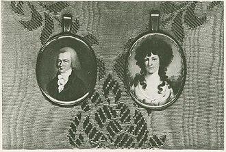 Charles Fenno Hoffman - Hoffman's parents