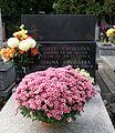 Jozef Horazka - Cmentarz na Sluzewie przy ul Renety.JPG