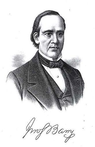John S. Barry - Image: Jsbarry 1