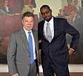 Juan Manuel Santos y Hugo Arley Tobar.jpg