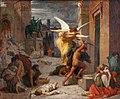 Jules-Élie Delaunay 1859 La peste à Rome.jpg