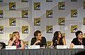 Julie Plec, Paul Wesley, Nina Dobrev & Ian Somerhalder (4851693068).jpg
