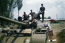 Insurrection albanaise de 2001 en Macédoine 220px-June2001Aracinovo