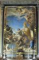 Jusepe de ribera, san genanro esce illeso dalla formace, su rame, 1646, 00.JPG