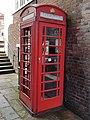 K6 Telephone Kiosk off Southgate Street, Winchester.jpg