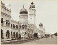 KITLV - 3652 - Lambert & Co., G.R. - Singapore - Governmental Office at Kuala Lumpur in Selangor - circa 1900.tif