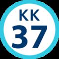 KK-37 station number.png