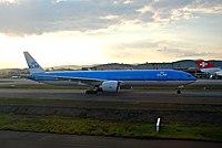 PH-BVB - B77W - KLM
