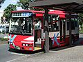 Kakegawa city community bus East loop line.JPG