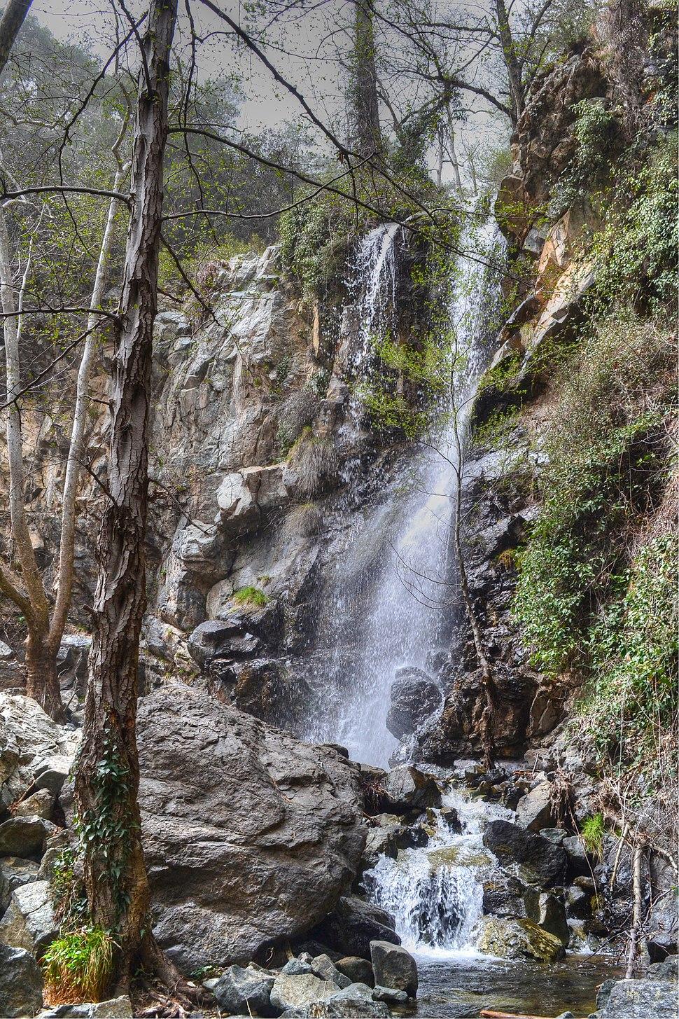 Kalidonia water fall