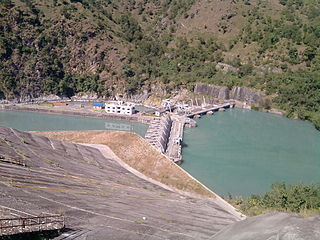 Kaligandaki A Hydroelectric Power Station Dam in Mirmi, Syangja