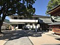 Kanko Historical Museum in Dazaifu Temman Shrine 3.jpg