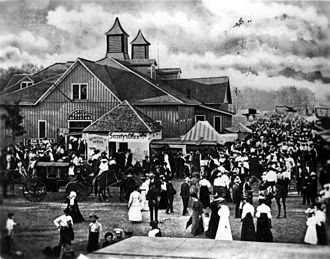 Kansas State Fair - State Fair some year between 1900 and 1919