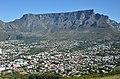 Kapské město, Stolová hora, Table Mountain - Jihoafrická republika - panoramio (1).jpg