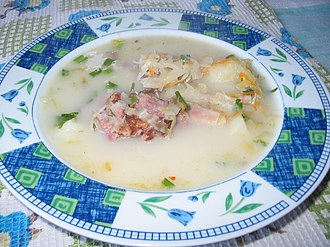 Cabbage soup - Image: Kapustnjak 017