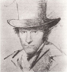 Self-portrait (1825) (Source: Wikimedia)