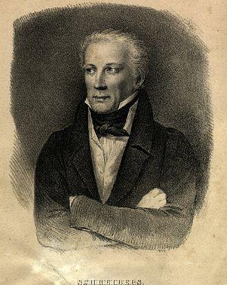 Carl Franz Anton Ritter von Schreibers - Karl Franz Anton von Schreibers