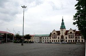 Karlshamn - Main square