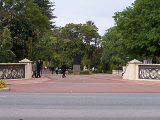 Karrakatta Cemetery cemetery in Perth, Western Australia
