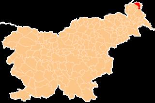 Municipality of Šalovci Municipality of Slovenia