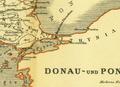 Karte aus dem Buch Römische Provinzen von Theodor Mommsen 1921 16c.png