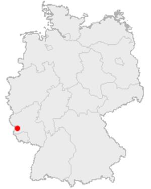 Trier-Land - Map